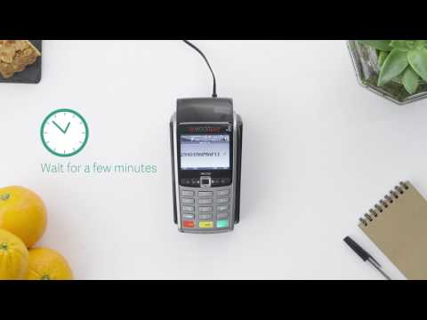 Worldpay Card Machines - Installing your Wi-Fi Terminal