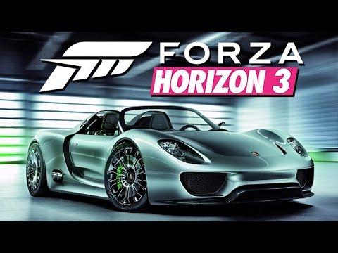 #FORZATHON - 24H na zdobycie Porsche 918 Spyder 2014!