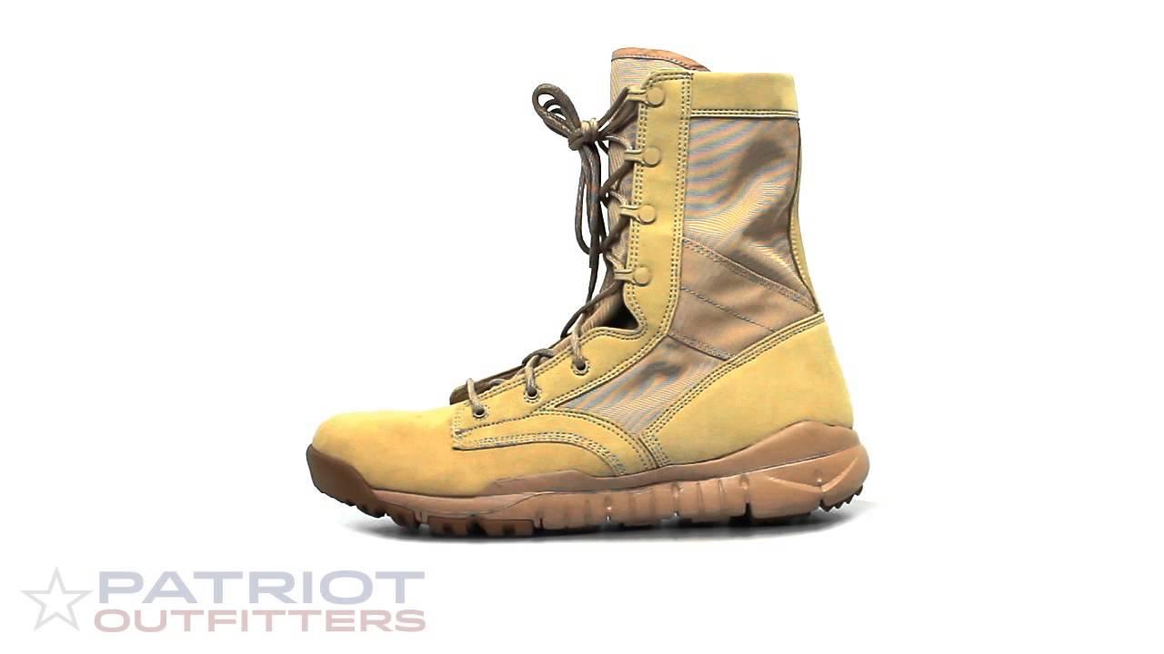 9dfe79e141d Nike SFB Tan Special Field Boot (Desert Tan)