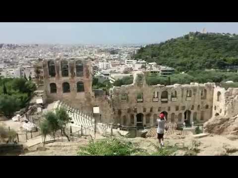 Greece - Athens - Acropolis Theater of Dionysus