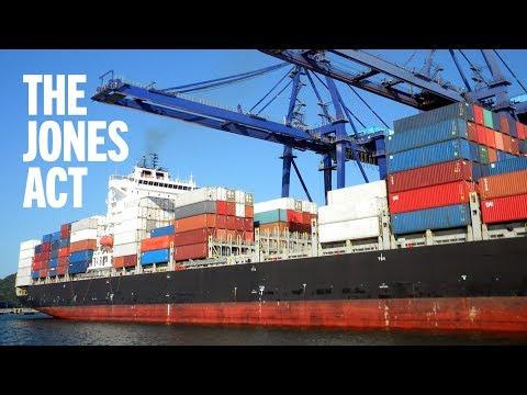 INSIGHTS ON PBS HAWAIʻI: The Jones Act  |  Program