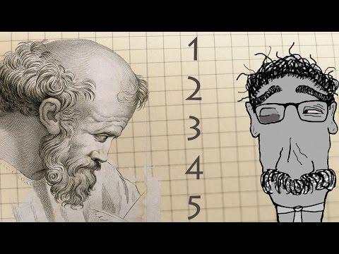 PYTHAGORAS and NUMBERS - History of Philosophy with Prof. Footy