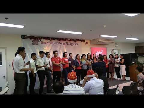 Silent Night  (by Beehive choir Philippines)