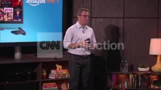 AMAZON UNVEILS STREAMING MEDIA DEVICE
