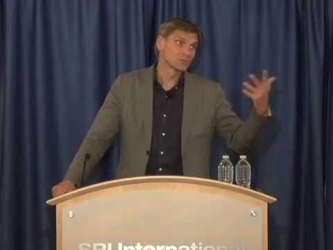 "Cafe Scientifique Silicon Valley @ SRI: ""The Future of Automobiles & Personal Mobility"" (5 of 5)"