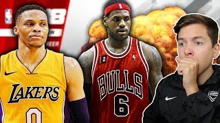 WHAT IF THE NBA RESTARTED TODAY AND HAD A FANTASY DRAFT?! NBA 2K