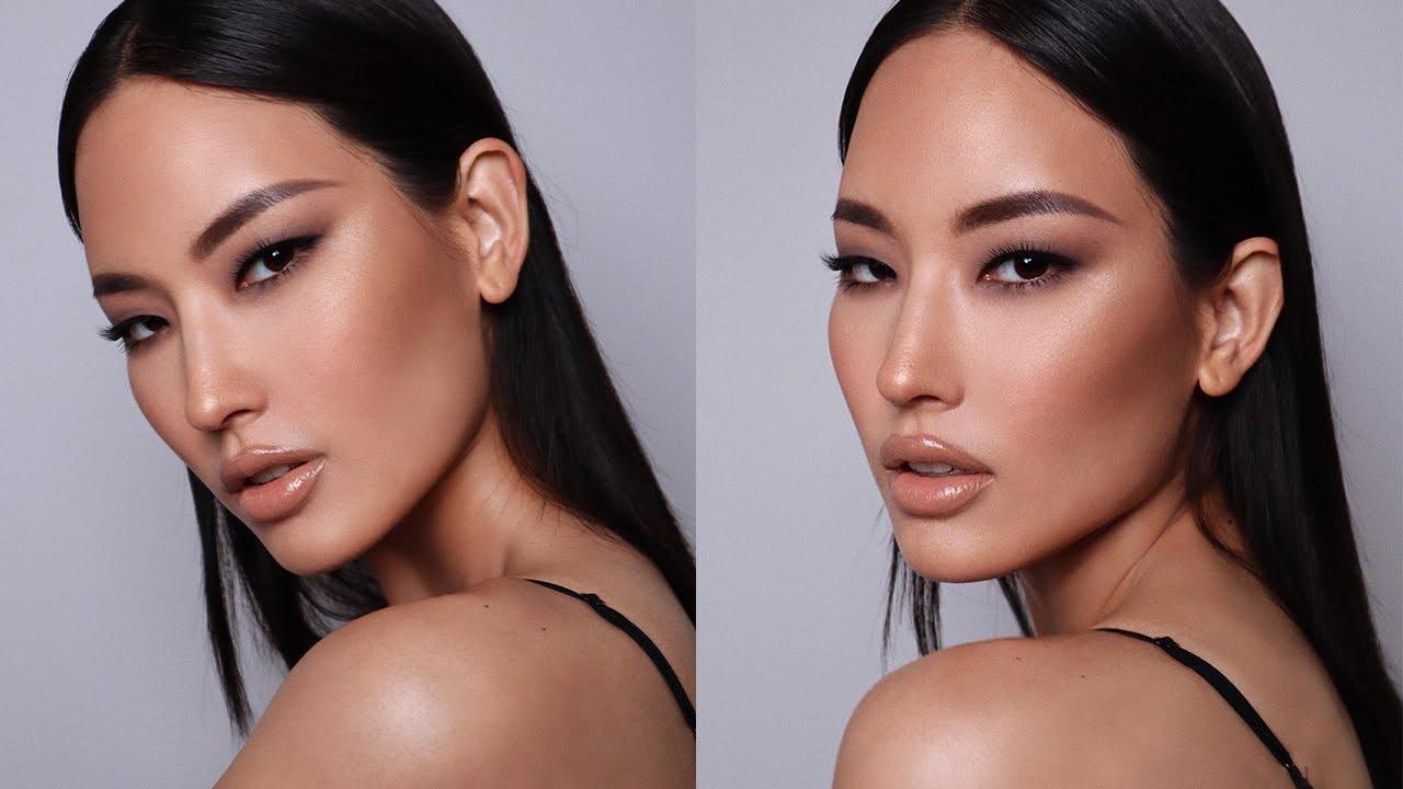 Cool Toned 11s SuperModel Makeup  Hung Vanngo