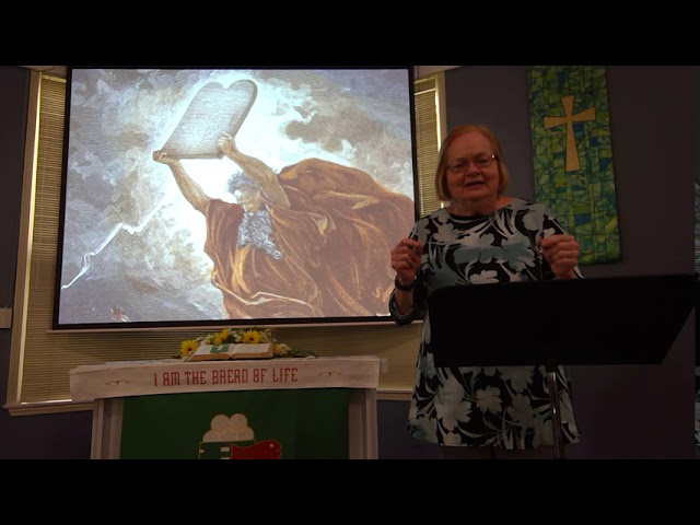 "September 13, 2020 ~ Rev. Julia Price ~ ""Rules of the Road: Yahweh's Modus Operandi """