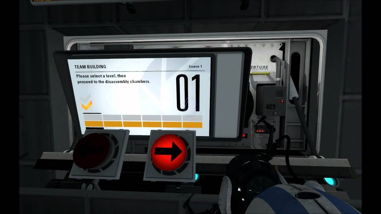 Download Let's Play:  Portal 2 Co-op with Criana.  Episode 1