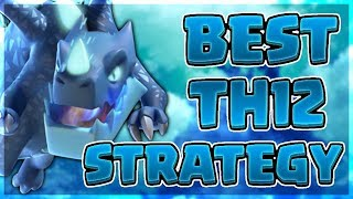 Best Mass Electro Dragon Attack Strategy Guide | New Max TH12 How to 3 Star | Clash of Clans