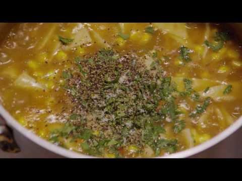 How to Make Vegetarian Tortilla Stew | Vegetarian Recipes | Allrecipes.com