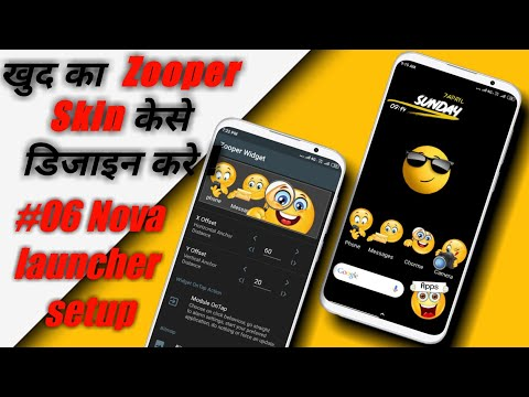 zooper widget - Myhiton