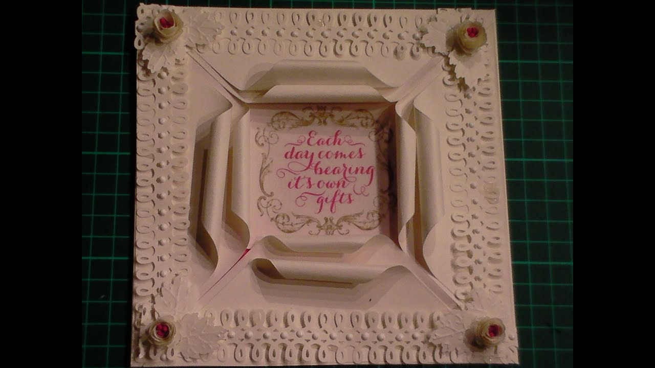 72 cardmaking tutorial ivory curled anna griffin sentiment