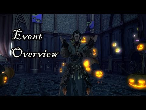 FFXIV: All Saints' Wake 2018 Overview