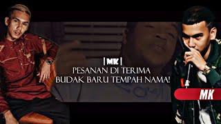 MK (K-Clique) Balas Diss Guna Lirik Dalam Lagu Ni 🤔   RONG GANG