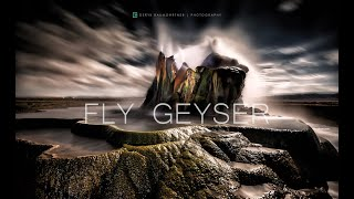 Fly Geyser - Black Rock Desert - Nevada / U.S.A.