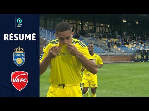 Pau Valenciennes Goals And Highlights