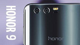 Обзор Honor 9. Самый доступный флагман!