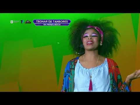 Tronar de Tambores – Primer Premio Carnaval 2019 – Lubolos