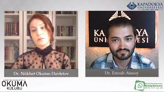 Nükhet Okutan Davletov ile Okuma Kulübü  Dr. Emrah Atasoy - Fahrenheit 451