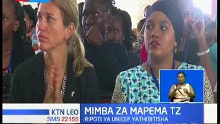 Tanzania ni nchi ya tatu kuwa na idadi kubwa ya mimba za mapema kulingana na ripoti ya UNICEF