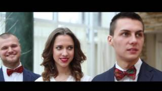 the wedding day Дмитрий&Алина