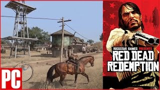 Red Dead Redemption on PC Gameplay PS NOW Stream/PART 2 New Friends, Old Problems