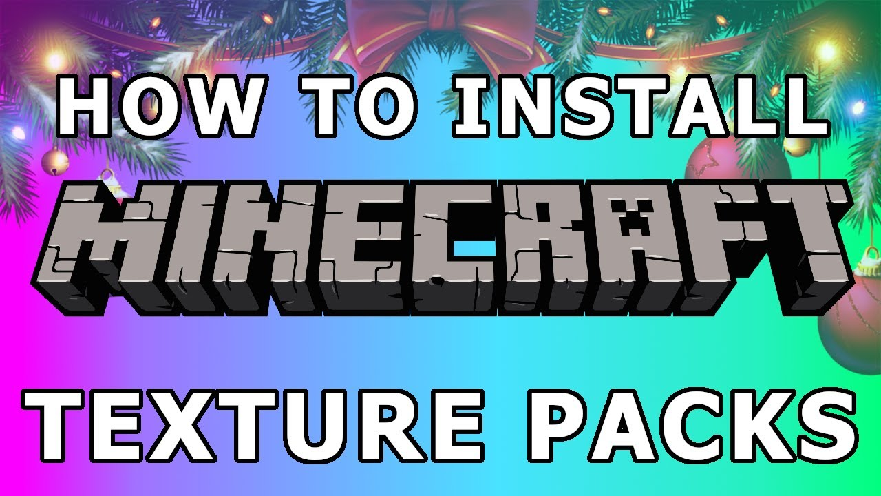 How to Install Texture Packs in Minecraft TLauncher for Mac