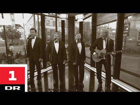 Four Jacks Cover spiller Mandalay i Aftenshowet på DR1