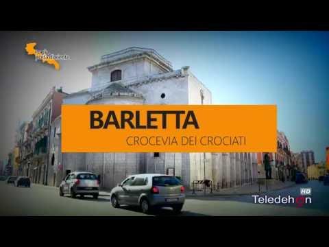 PUGLIA, PORTA D'ORIENTE - 09 -  BARLETTA, CROCEVIA DEI CROCIATI
