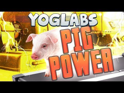 Minecraft Mods - Pig Powered Cloning - Sync Mod - YogLabs