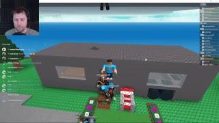 Roblox Live Stream! Treten Sie dem VIP-Server bei!