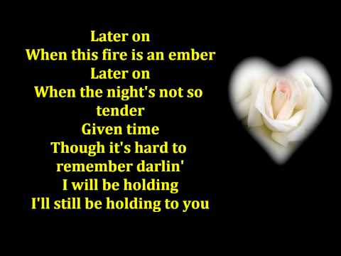 Amy Grant - I will remeber you ( Rhythm Mix) Lyrics