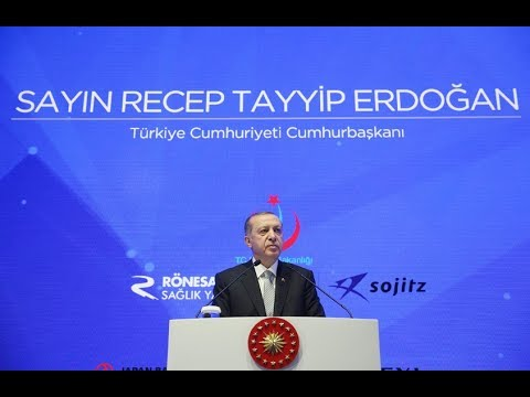 Recep Tayyip Erdoğan - İstanbul İkitelli Şehir Hastanesi İmza Töreni Konuşması