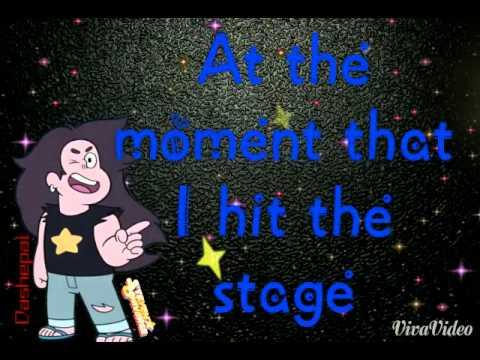 Greg Universe - Like a Comet (Lyrics) [Steven Universe]