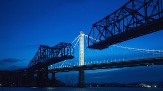 Time Lapse: Bay Bridge New East Span, 2008 -- 2013