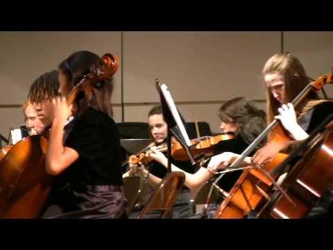 "Milton High School Orchestra ""The Faraway Place"" by William Hofeldt"