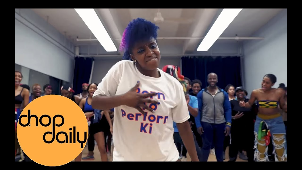 Missy Elliott - 4 My People  (Dance Class Video) | Born2PerformKi Choreography | Chop Daily
