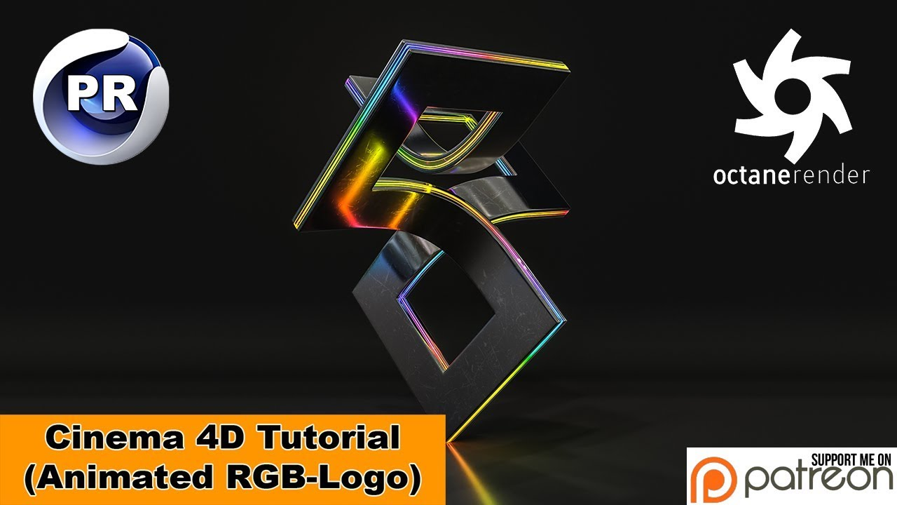 Animated RGB -Logo – Your Guide to Free High Quality Tutorials