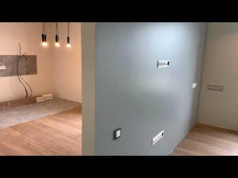 Ремонт квартиры в ЖК Водный