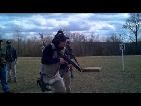 MP5 Full auto