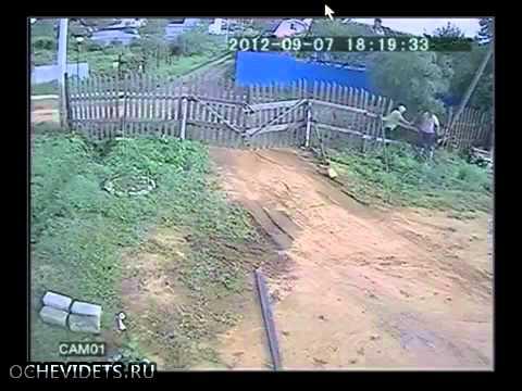 Резня бензопилой в городе Артём