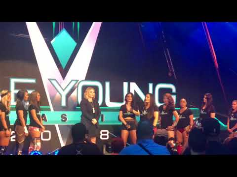 EXCLUSIVE  WWE Mae Young Classic 2018 Night 2 Introductions and Matchups #MYC2018