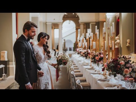 Weddings at the Ashmolean | A Stunning & Romantic Venue in Oxford