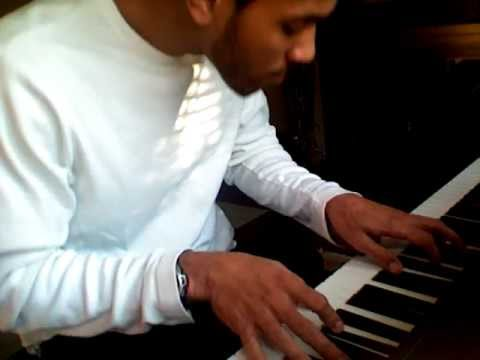 Wale Lotus Flower Bomb My Piano Version Youtube