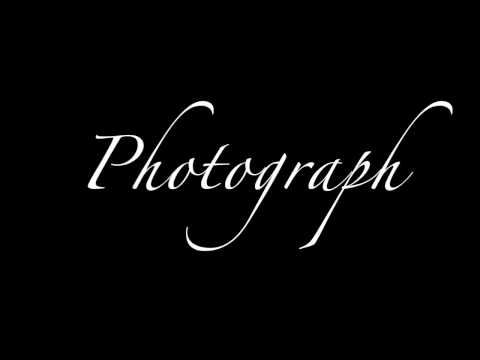 Photograph - Ed Sheeran, Tyler Ward & Anna Clendening // Split