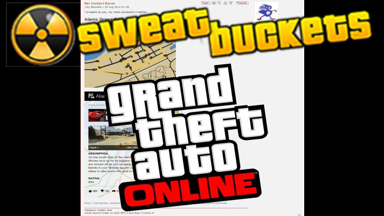 GTA 5 - Sign Up To SweatBuckets Forum! (GTA V Community)