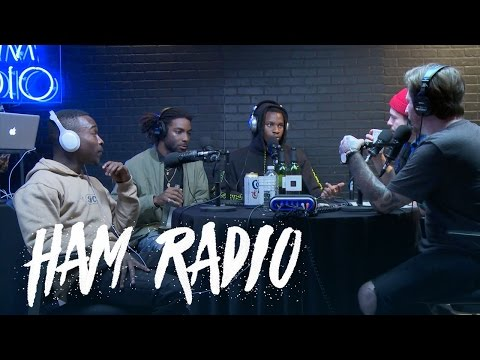 Denzel Curry on 'Mumble Rap' | Ham Radio