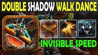 Shadow Dance + Shadow Walk = Shadow Max Speed [Rampage Combos Speed] Ability Draft Dota 2 thumbnail