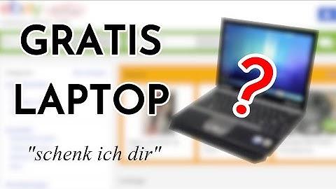 GRATIS Laptop auf EBAY Kleinanzeigen bekommen! Was kann er?